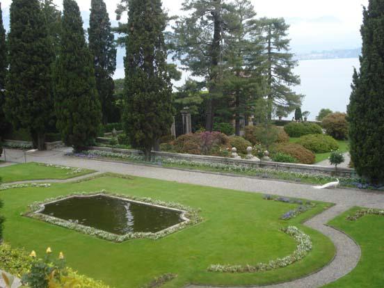 Jardin d 39 isola bella italie for Jardin d italie chateauroux