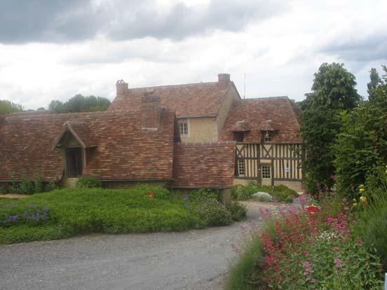 Visite jardin du pays d 39 auge - Jardin du manoir d eyrignac ...