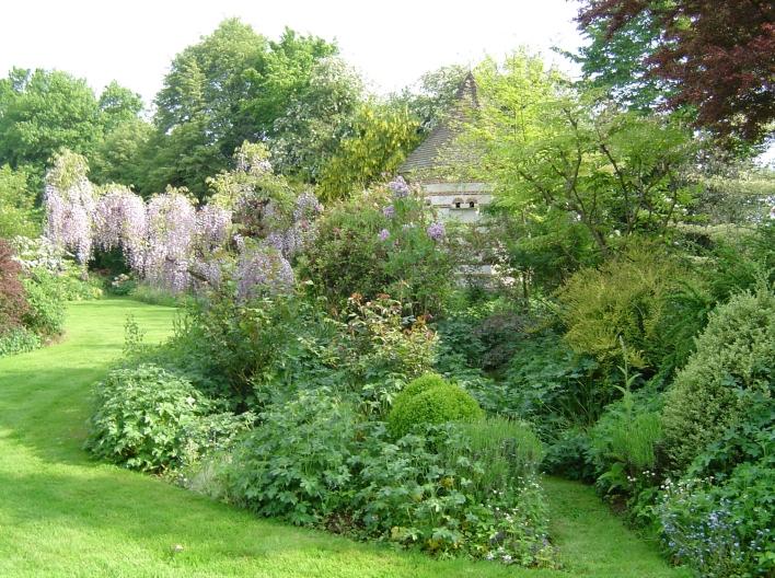 Jardin des lianes for Jardin remarquable