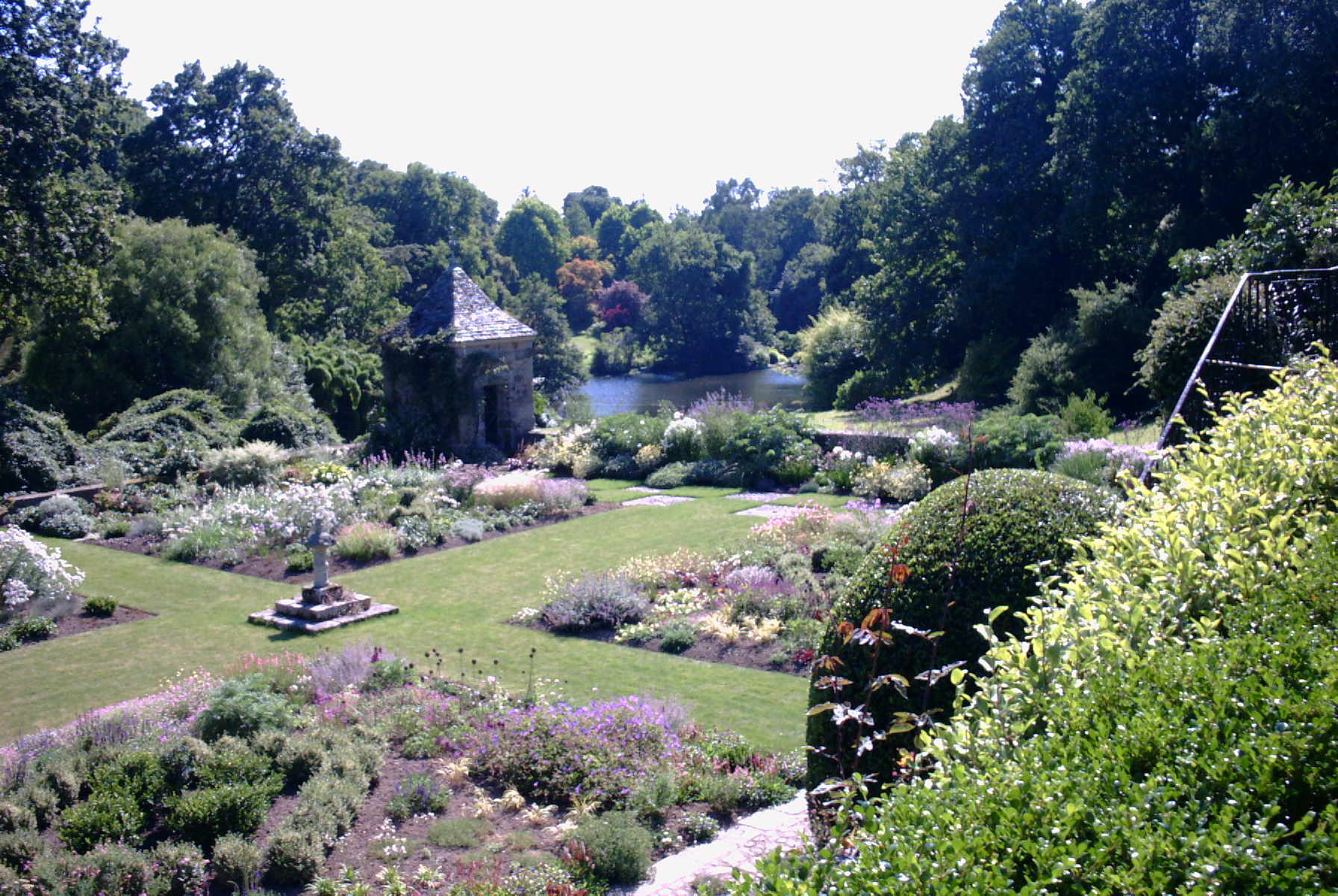 Le jardin de kerdalo for Jardin remarquable