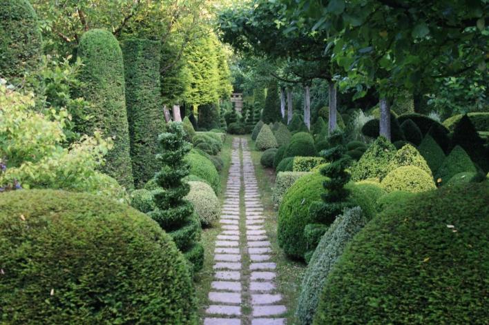 Partenaires parcs jardins for Jardin remarquable