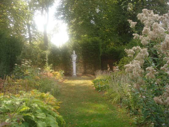 Visite parc jardins du ch teau de thoiry for Parc yvelines visiter