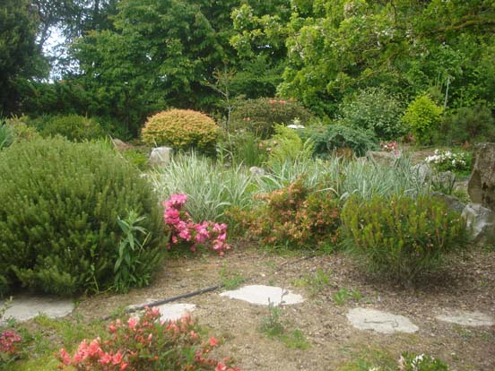 Visite Jardin du Levant